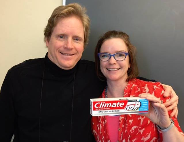 climate toothpaste
